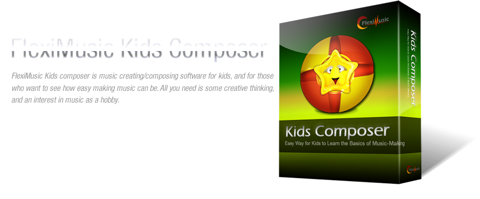 FlexiMusic Kids Composer